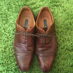 Florsheim Memory Foam Men's Dress Shoes size 10